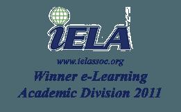 GANADOR DEL PREMIO INTERNACIONAL DE E- LEARNING